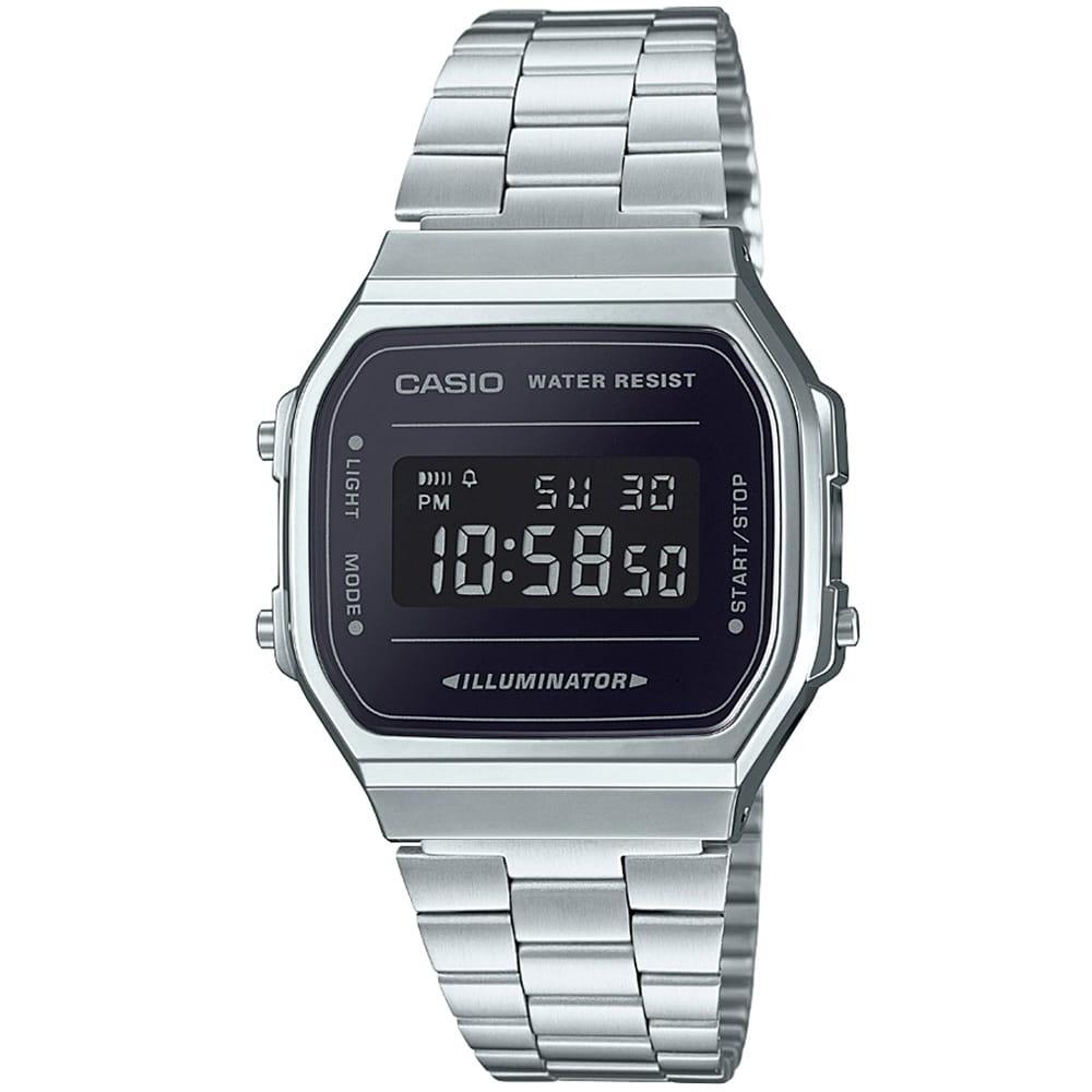 Zegarek męski Casio A168WEM-1 Zestaw / SKLEP