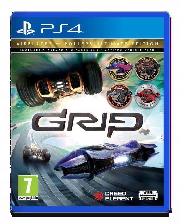 Gra GRIP: Combat Racing - Rollers vs AirBlades Ult