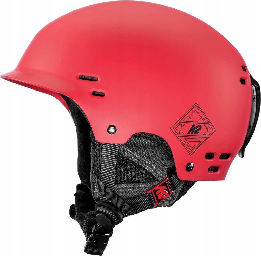 KASK K2 THRIVE 2018/2019-RED-55-59 cm