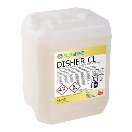 DISHER 24KG zmywarka gastronimiczna koncentrat
