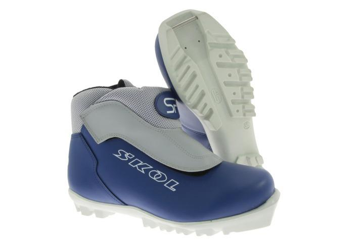 Buty narciarskie biegowe z zaczepem rozmiar EUR 42