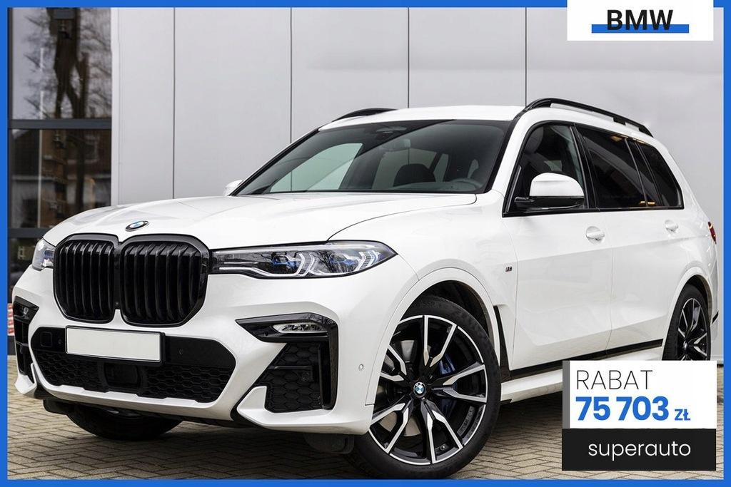 BMW X7 3.0 M Sport (265KM) | + Pakiet Innowacji +