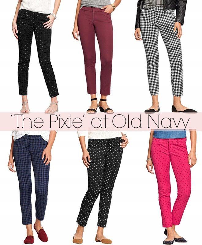 OLD NAVY PIXIE spodnie bordowe chinosy 36 38 s. 4