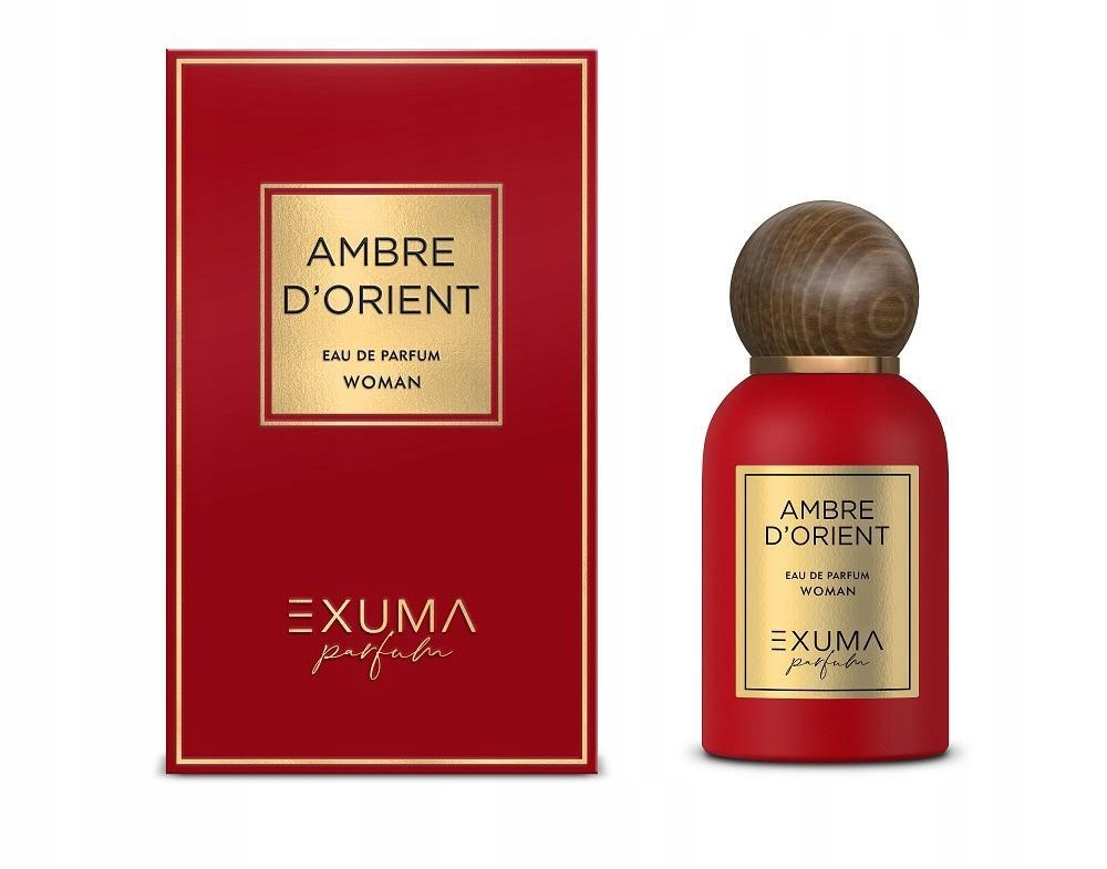 Ambre D'Orient Woman woda perfumowana spray 100ml