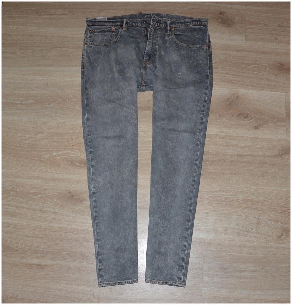 Levis 520 jeans spodnie meskie W36/38 L32 Pas-95