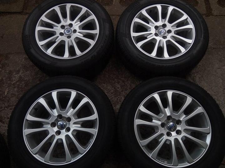 Felgi Volvo XC V S C 7,5Jx18'' 5x108 ET55 PIĘKNE