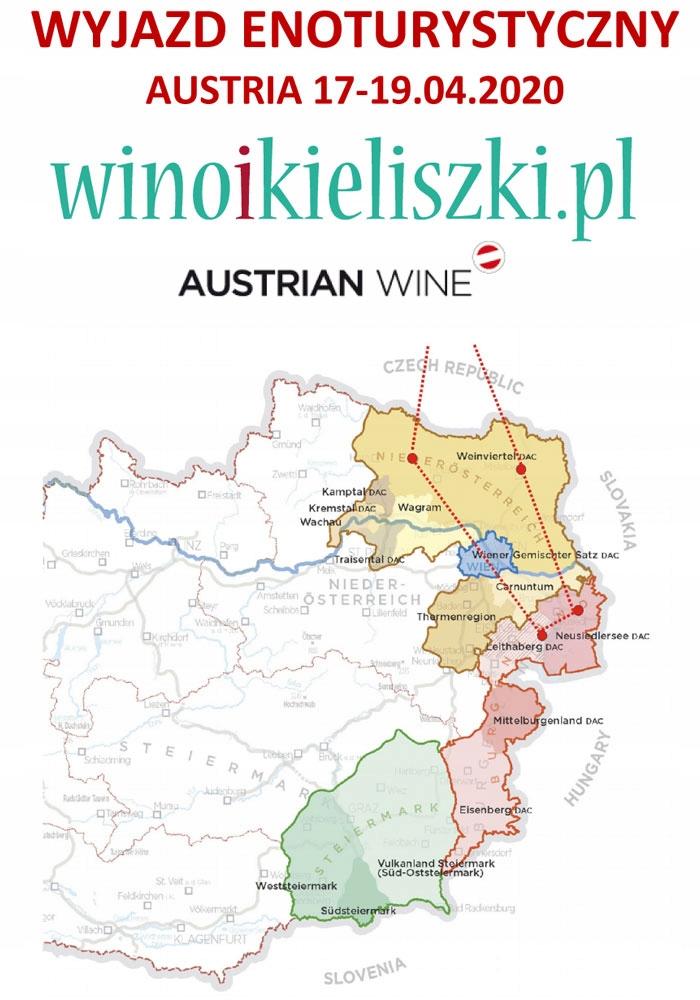 Wyjazd enoturystyczny do Austrii