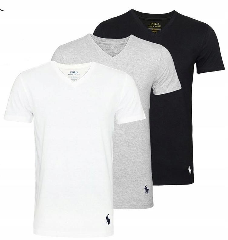 3 pak Polo Ralph Lauren T-shirts M
