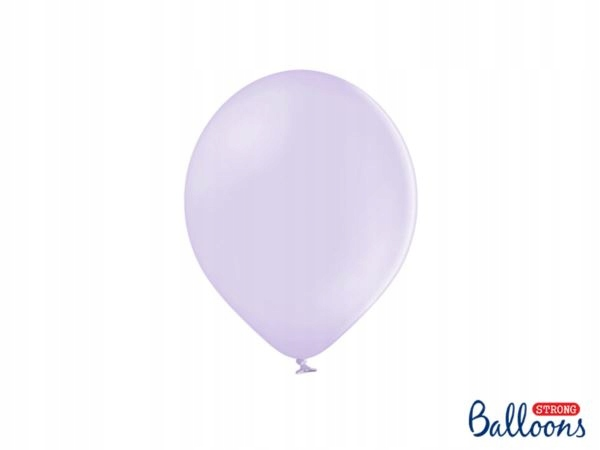 Balony Strong 23cm, Pastel Light Lilac