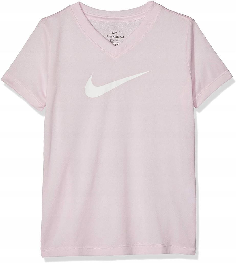 B7893 Nike G Nk Dry Tee Leg Swoosh T-Shirt 146-156