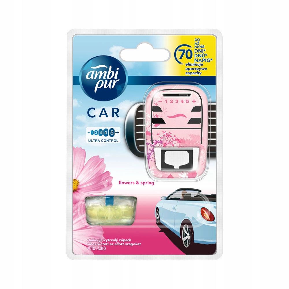 AMBI PUR CAR FLOWERS & SPRING STARTER 7ML