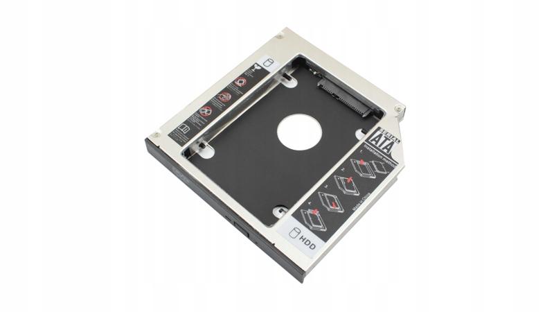 KIESZEŃ NA DRUGI 2nd DYSK HP EliteBook 8560p 8570p