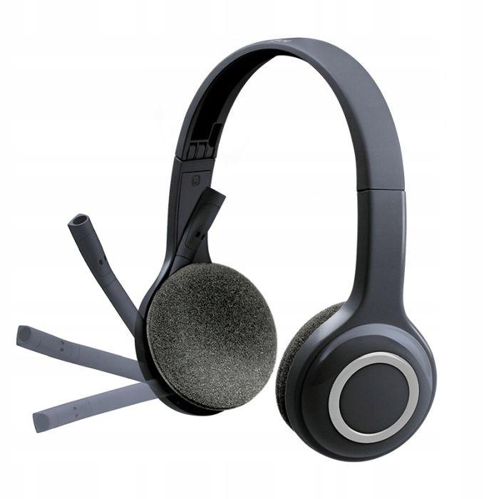 Słuchawki z Mikrofonem Logitech H600 Stereo USB