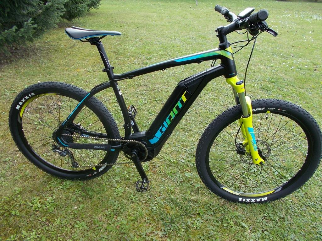"GIANT DIRT E +3 e-bike MTB 27,5"""