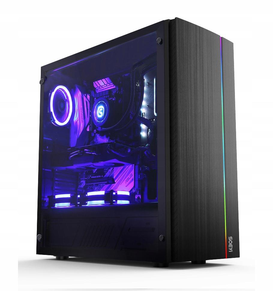 Komputer Do Gier Intel I5 1650 Gtx 8gb Ssd 240gb 8127154693 Oficjalne Archiwum Allegro