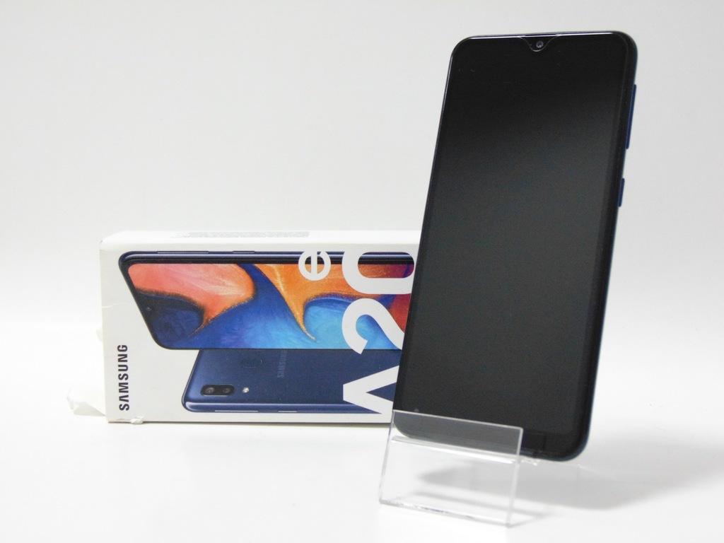 Samsung Galaxy A20e SM-A202F/DS - zablokowany
