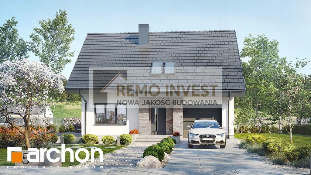 Budowa domu + projekt Śląsk/Małopolska PP 132,81