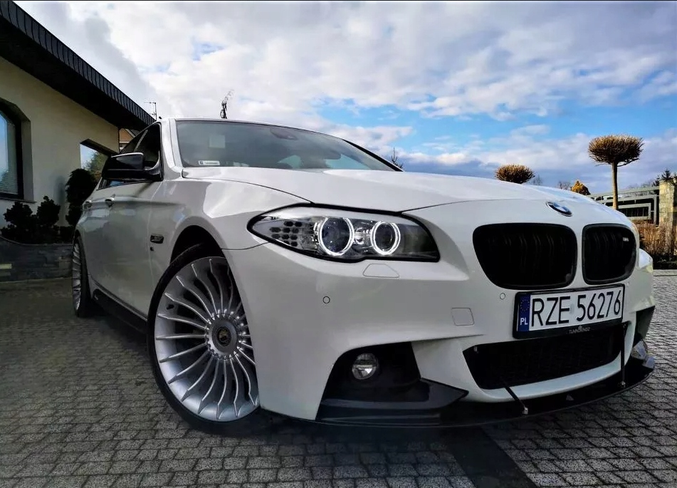 Bmw Seria 5 F10 3 0 Diesel 2012 8364226988 Oficjalne Archiwum Allegro