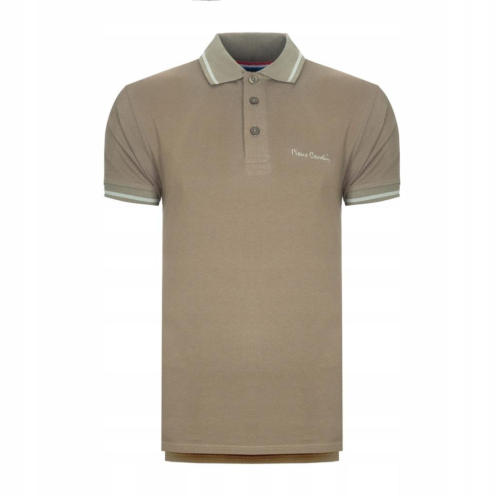 Koszulka polówka POLO PIERRE CARDIN KHAKI XL