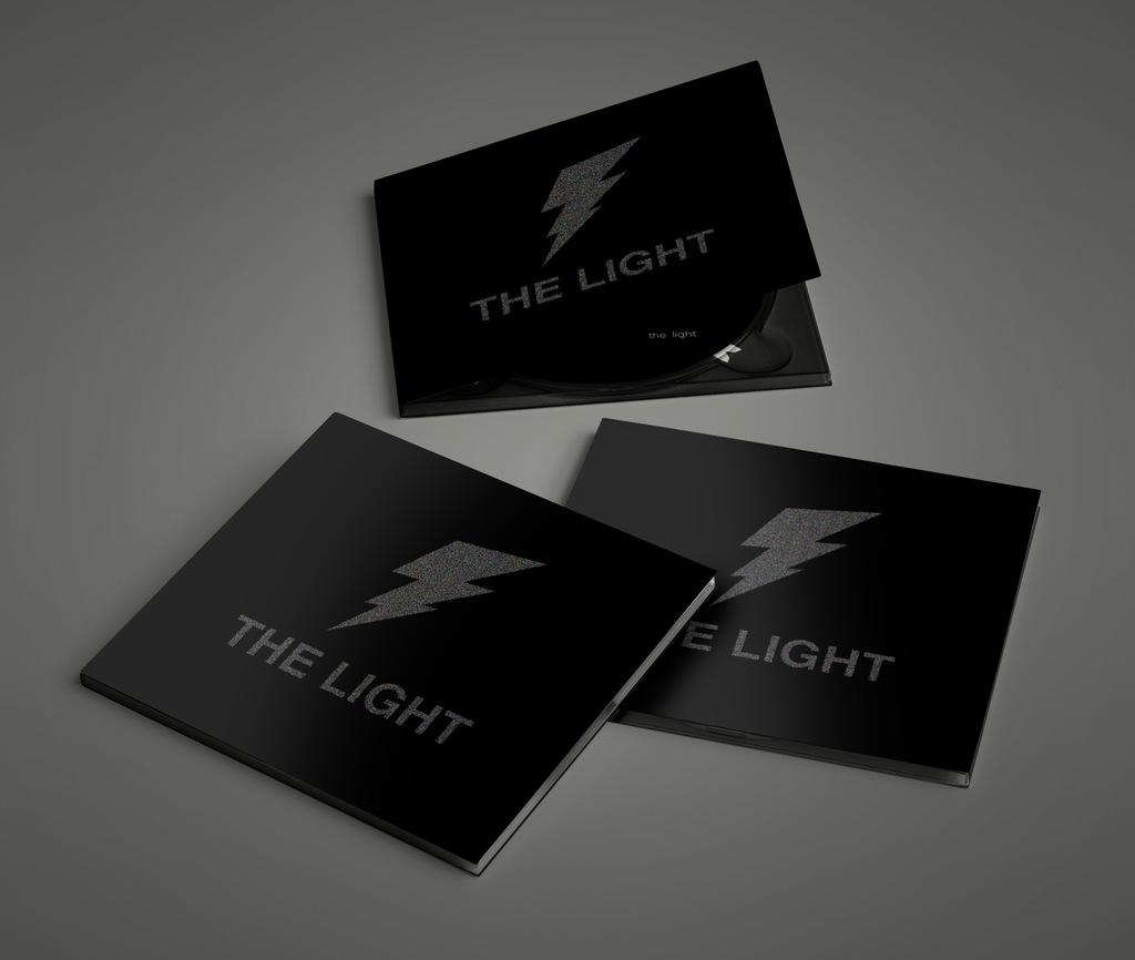 THE LIGHT - Set The Point - album CD - DIGIPACK