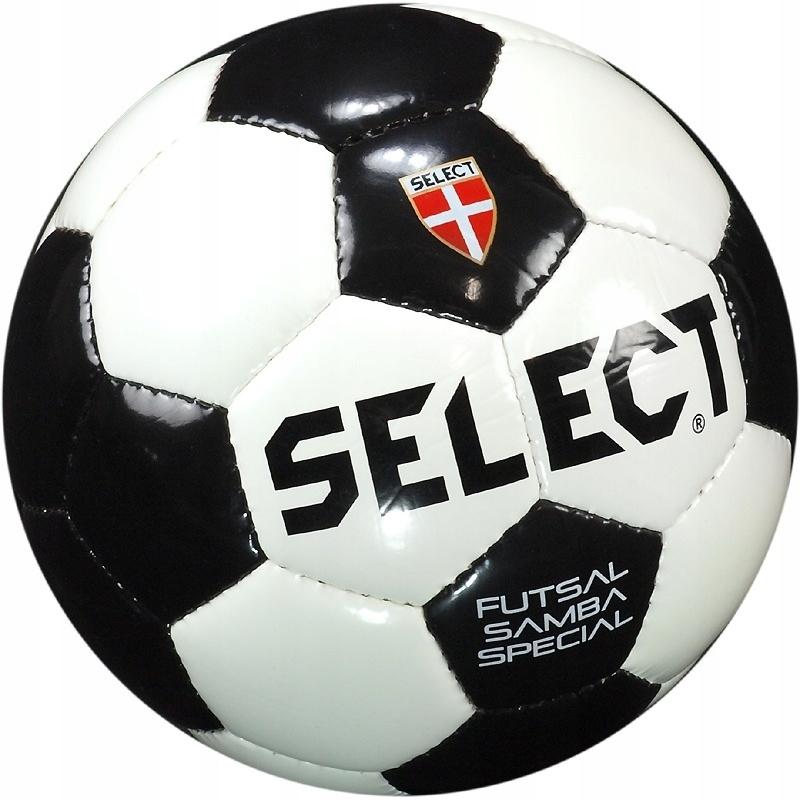 Piłka halowa Futsal Select Samba Specjal r. 4