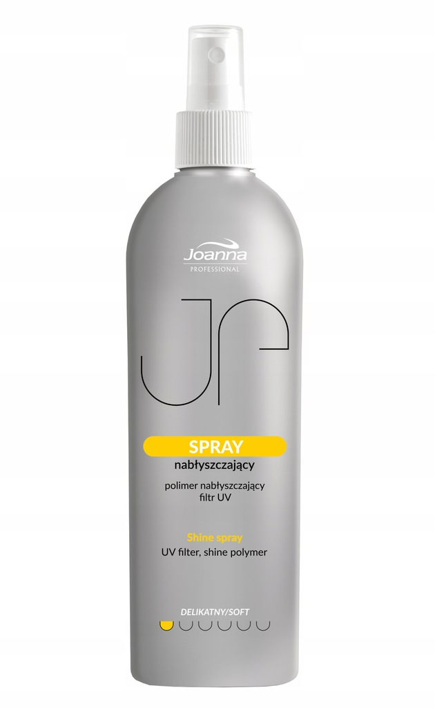 JOANNA Spray NABŁYSZCZAJĄCY do włosów 150ml