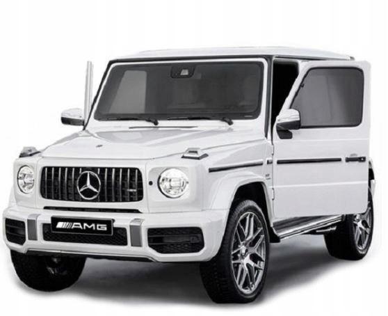 SAMOCHÓD ZDALNIE STEROWANY Mercedes-Benz G63 1:24
