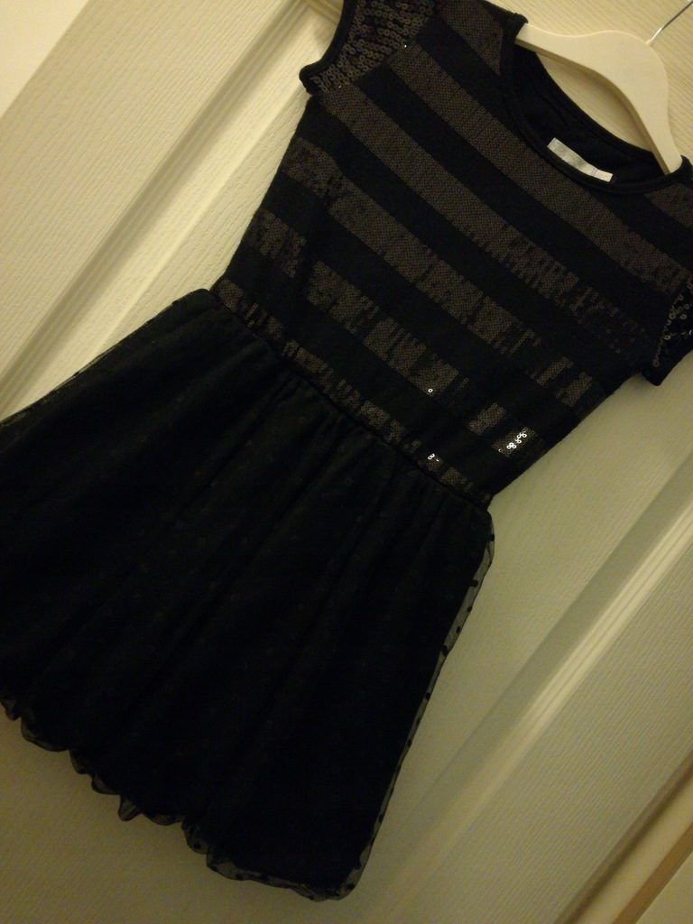 Cool Club śliczna sukienka dla dziewczynki święta
