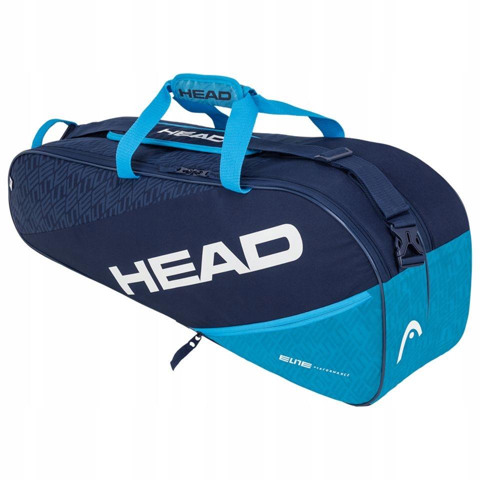 Torba HEAD Elite 6R Combi Navy Blue 2021