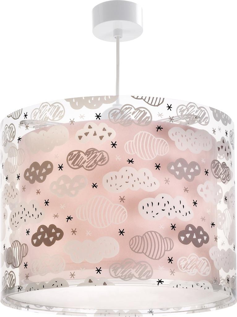 DALBER 20 - Clouds Pink Lampa Wisząca Nr 41412S
