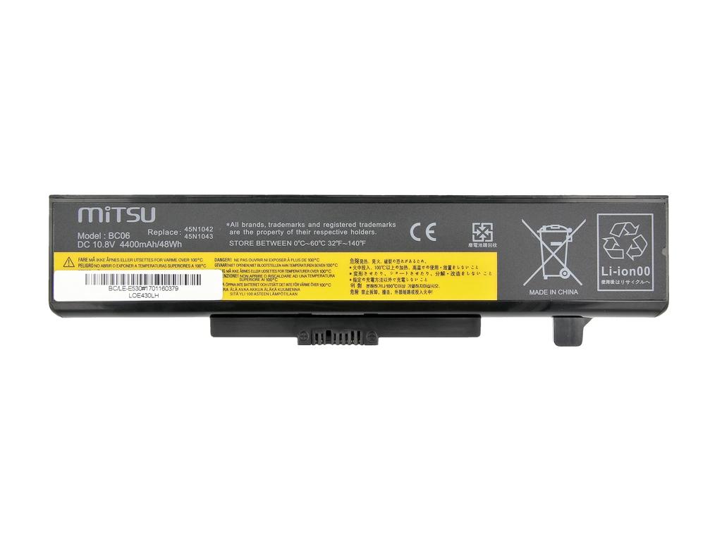 Nowa Firmowa Bateria Lenovo E530 ogniwa Tianneng