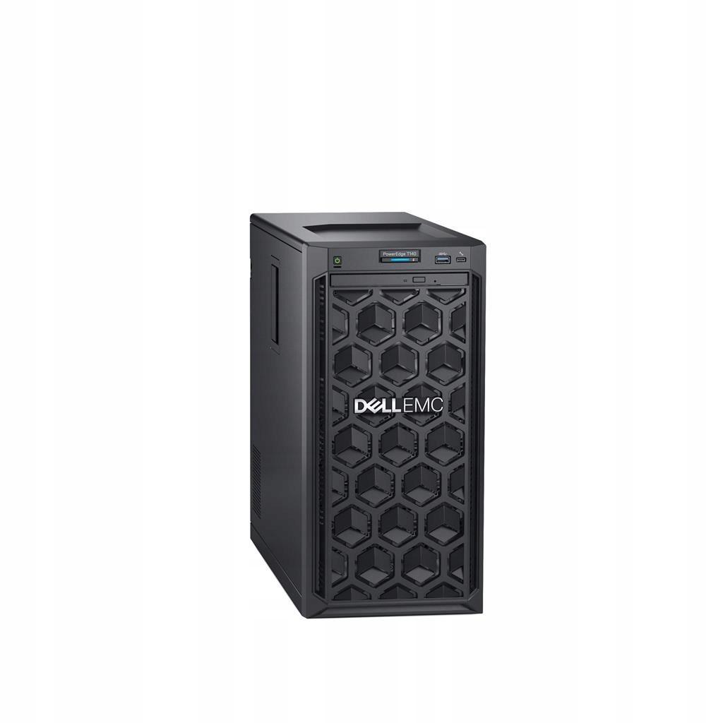 PE T140 E-2136 1x16GBub 1TB SATA 3,5'' cabled H330
