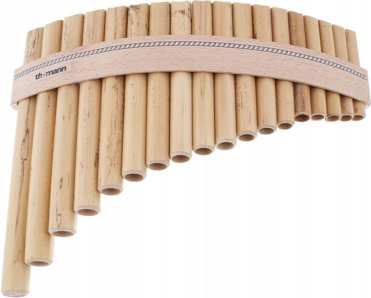 Fletnia pana Thomann Panpipes 18C bambus