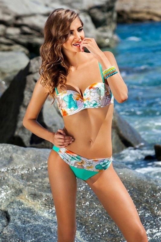 Kostium dwuczęściowy Kostium kąpielowy Ibiza Zie