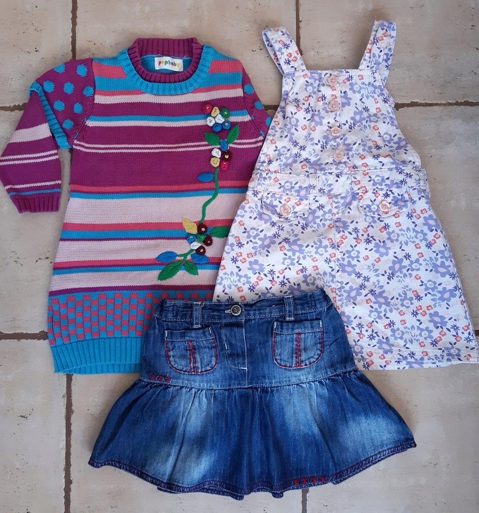 Ubrania dla dziewczynki ŚLICZNE MODNE!