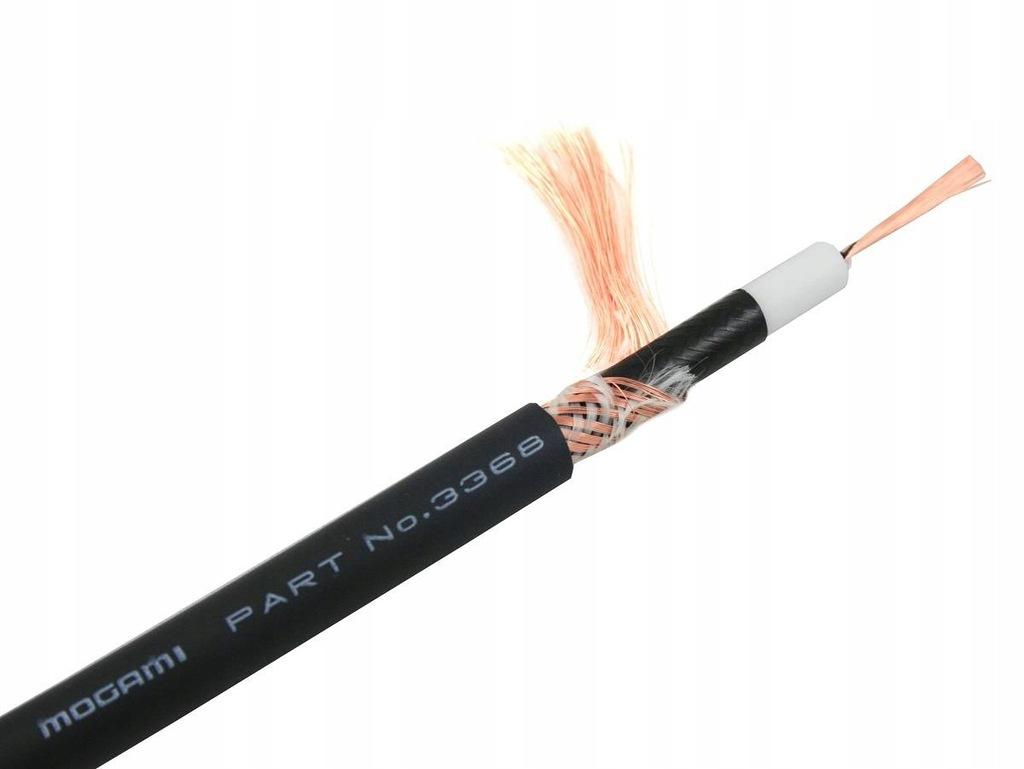 3368 Mogami kabel instrumentalny przewód 1 metr