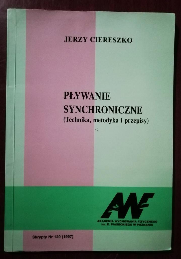 Pływanie synchroniczne, Jerzy Ciereszko