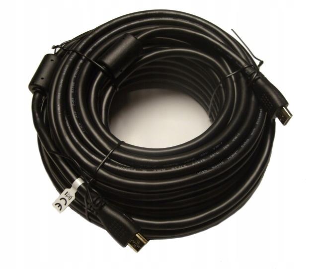 Kabel HDMI V1.4 10m Vitalco HDK48 Miedź