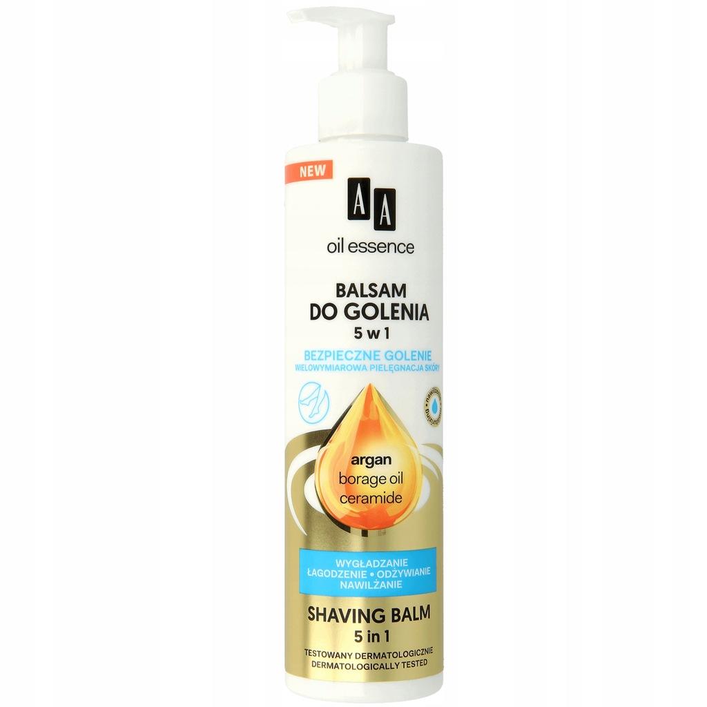 Balsam do golenia 5 w 1 OIL ESSENCE - AA