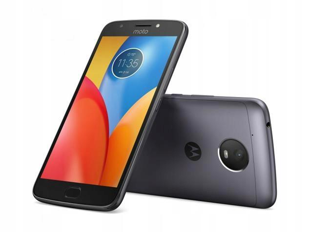 polska Motorola Moto E4 Plus XT1771 3+16GB GRAY
