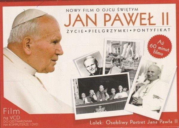 Lolek osobliwy portret Jana Pawła II VCD