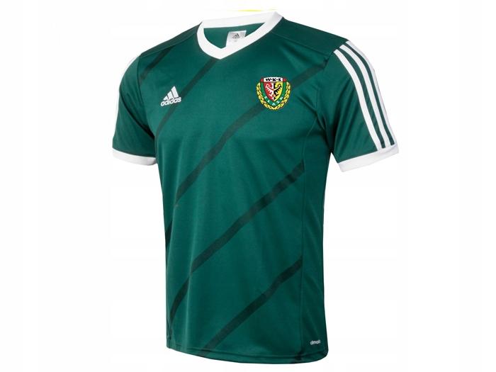 WKS02: Śląsk Wrocław koszulka Adidas