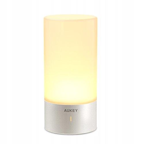 Lampa stołowa AUKEY czujnik dotykowy 360 ° RGB