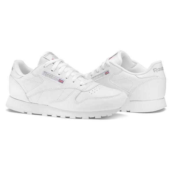 Archiwalne: Buty sportowe adidasy damskie Reebok białe