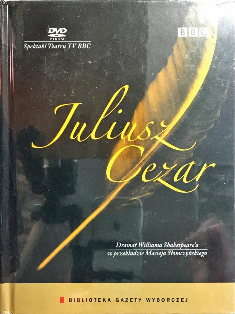 DVD JULIUSZ CEZAR
