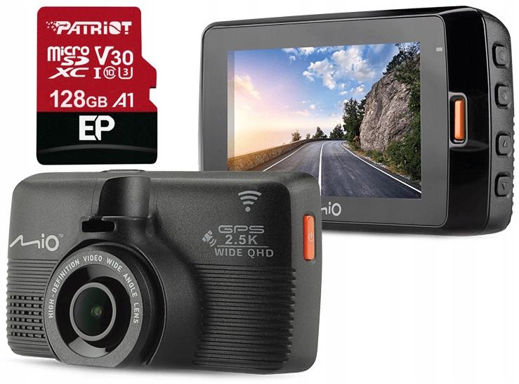 Kamera rejestrator MIO MiVue 798 GPS WiFi +128GB