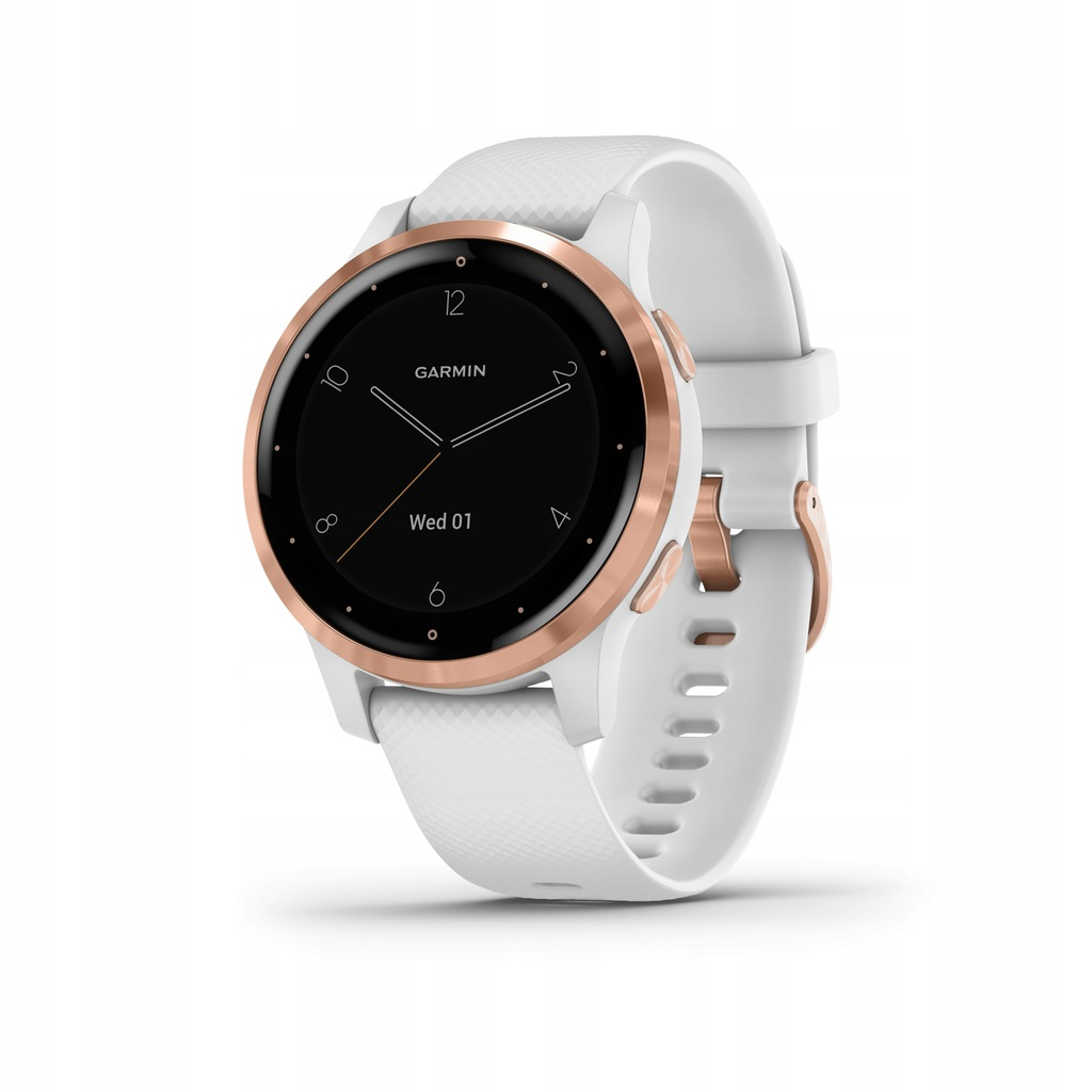 GARMIN VIVOACTIVE 4S smartwatch GPS różowe złoto
