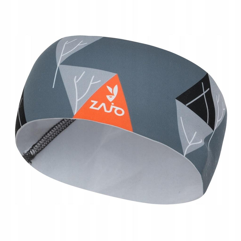 Opaska na głowę Headband Zajo szara one size
