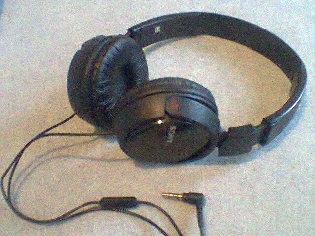 Słuchawki Sony MDR- ZX310 AP pilot mikrofon