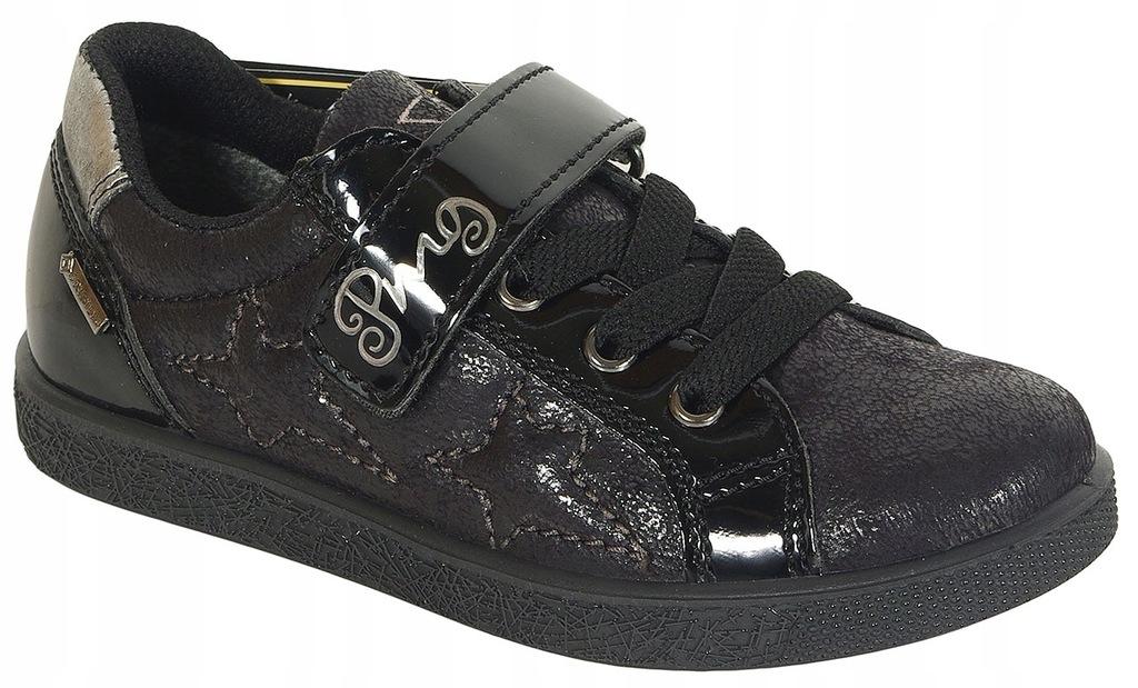 Primigi 43731 sneakers vernice nero 31